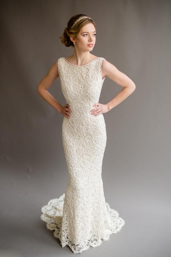 Allison Rodger Beaded Dress